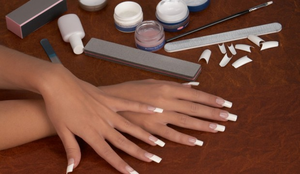 Do Acrylic Nail Treatments Yellow From Tanning? | NAILSavers™